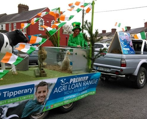 St Patrick's Day Tipperary Town